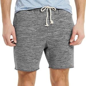 """Terry Knit Gym Shorts 6"""" Inseam Size Large"""